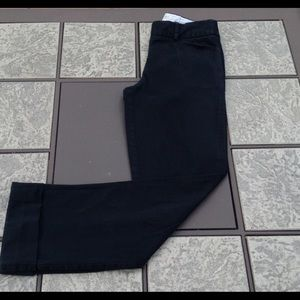Tommy Hilfiger Stretch Pants, Black, Sz. 4.